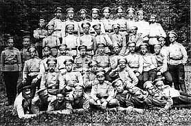 пехотинцы