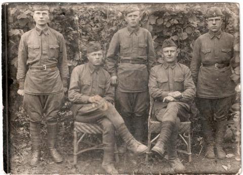 киселев андрей 1920 63 стрелковая дивизия вкуса